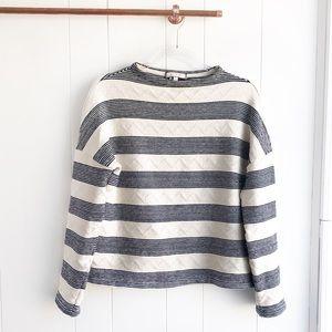 Anthropologie Eri + Ali Sabori Striped Pullover